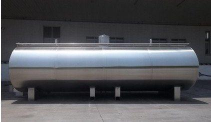 方联供应不锈钢运输奶罐
