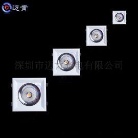 迈肯cob天花射电视墙射灯节能环保美观大功率led射灯MK-22W