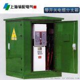 上海输配电气12KV带开关电缆分支箱DFKW-12/630