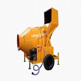 JZF350 柴油液压混凝土搅拌机