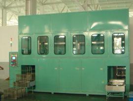 贵金属银触点全自动机械臂环保型有机溶剂超声波清洗机