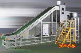 粉体全自动拆包机厂家、上海强旱机械