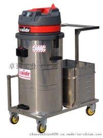 工业吸尘器  力吸水大型大功率工厂车间用干湿两用机