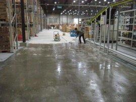 新旧混凝土、沙浆、水磨石地面防尘硬化,耐磨抛光处理