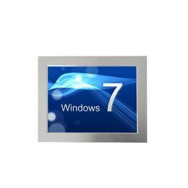 厂家直销10寸10.4寸Win7 WindowsXP工业平板电脑触摸触控工控一体机防水防尘