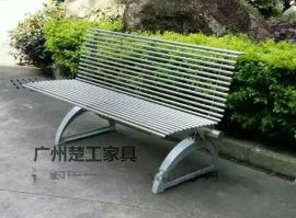 商业商靠背休息椅 户外排椅 公园休息椅长椅