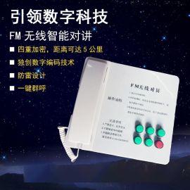 电梯对讲FM主机 电梯无线对讲 电梯五方对讲 电梯消防验收对讲