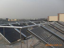 承接全国热水工程安装 太阳能 空气能热水器 真空管平板式热水设备