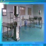 工厂直销马油膏丝杆定量小型灌装机