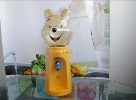 尼维熊卡通型台式饮水机