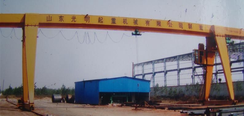 MH型10t門式起重機行車歐式起重機行車行吊門吊
