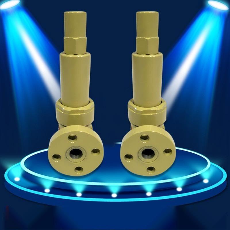 鑄鋼不鏽鋼彈簧微啓封閉式高壓安全閥 A41Y-160/320P DN25 32