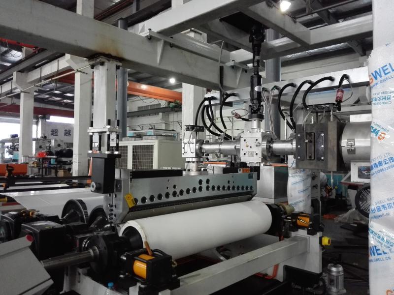 厂家供应ASA耐热耐候膜机器 ASA膜设备欢迎定制
