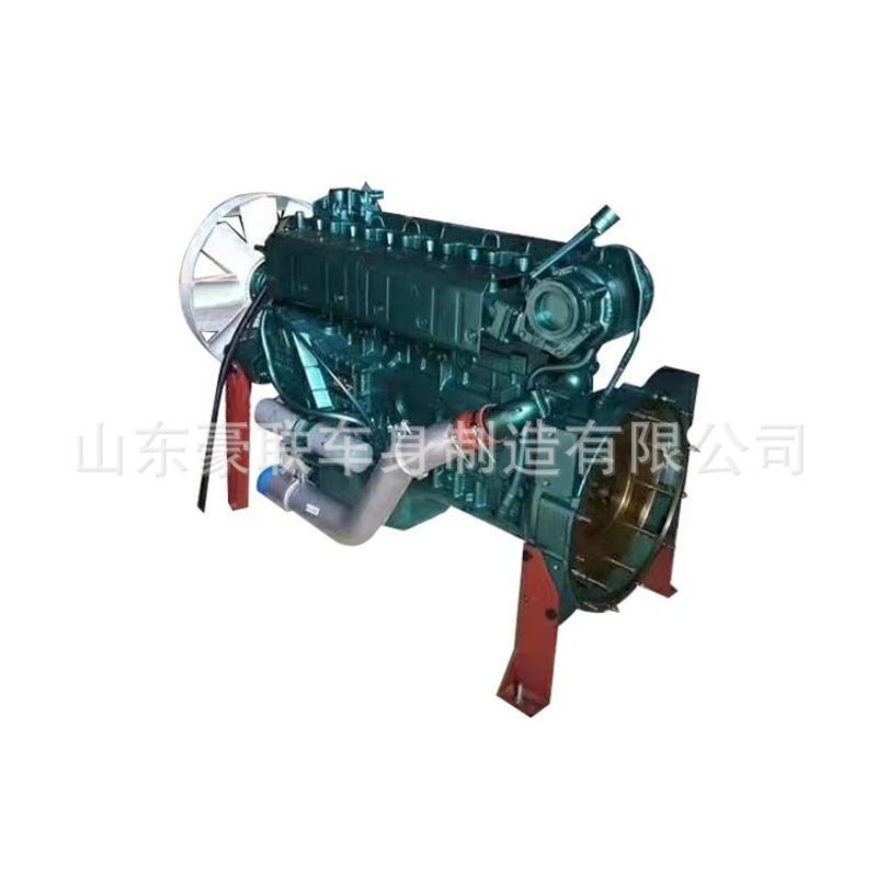 豪沃轻卡发动机总成中国重汽HW9511013M国五发动机总成及配件图片