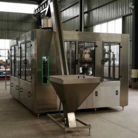 厂家供应 PET塑料瓶矿泉水生产设备/PET塑料瓶纯净水生产设备