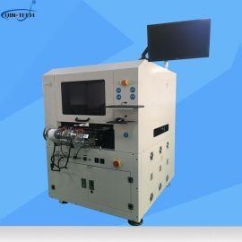 ATM-350C全自动**贴背胶机 线路板贴背胶机 手机辅料背胶贴装机