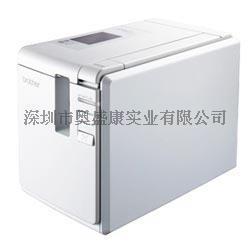 兄弟标签机PT-9700PC扫描枪标签机PT-9700PC高精度批量标签机