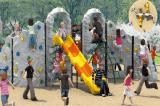 重慶菲爾凡專業生產少兒攀爬牆 組合滑梯等戶外遊樂設施