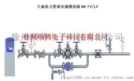 硕博WM-PV/LP压力管道实操培训模拟机
