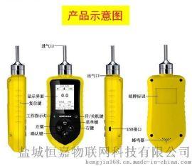 泵吸式甲醛气体报警器 高精度甲醛检测仪