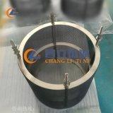 宝鸡昌立钛镍钛阳极生产厂家  来图定制钛电极生产