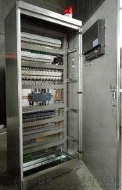 河北PLC控制柜/制药厂工业废水处理PLC电控柜