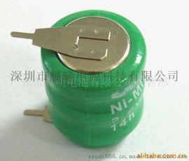 镍氢扣式电池 80H 出线 镍氢电池 3.6v草坪灯电池