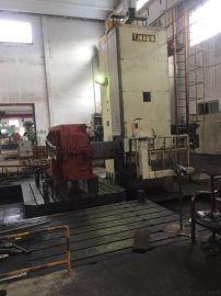 工厂在位  昆机TJK6916数控落地镗铣床