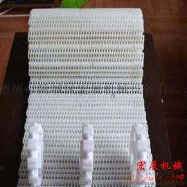 厂家供应大量塑料链板 直输塑料链板
