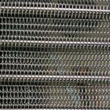 定做不锈钢网带食品线转弯机传送带铁氟龙网带生产线