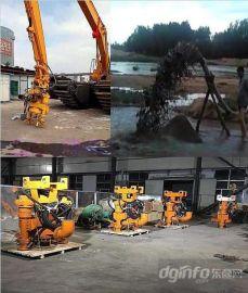 绞吸 泥浆泵 优质中型挖掘机砂浆泵信誉保证