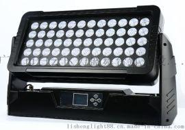 力盛-新款60颗防水LED城市之光投光灯工程亮化