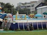 江西撫州移動式支架水池游泳池