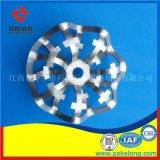 鋁合金花環填料又稱鋁花環填料用於煤氣脫水項目