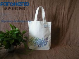 环保帆布袋创意手提袋  制作精美手提帆布袋订做厂家