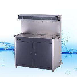 水之园YD-4EA按钮出水钛金板不锈钢节能饮水机