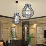 loft新中式铁艺鸟笼吊灯酒吧楼梯个性吧台装饰复古工业咖啡厅餐厅MS-P6039
