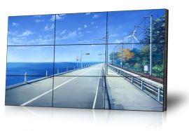 液晶高清55寸无缝拼接屏,双边拼缝仅1.8mm