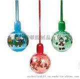 圣诞泡泡水玩具 塑胶玩具