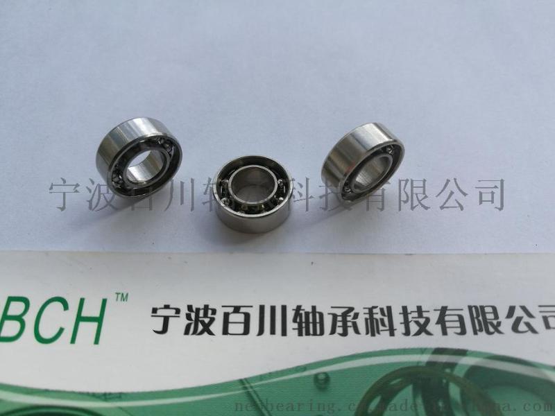 MR85 OPEN 纯开式精密微型轴承尺寸参数 微型开式轴承大全