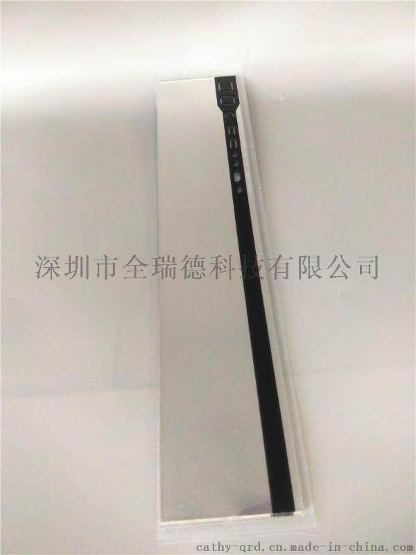 亚克力镜面触摸面板 设备控制面板CNC雕刻加工 有机玻璃面板厂家