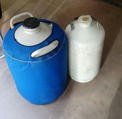 深圳市寶安區液氮製造 手提小液氮銷售 10L液氮罐充裝