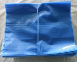 山东厂家直销PE蓝防静电平口塑料袋 包装专用