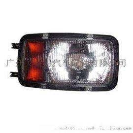 奔驰-B001-00  灯(E)RH/HEAD LAMP(E)RH/6418200961