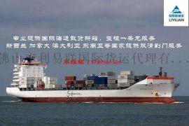 海运散货** 澳洲海运散货 海运散货拼箱澳大利亚