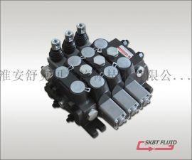 DCV100-3OT-J系列液压多路阀SKBTFLUID