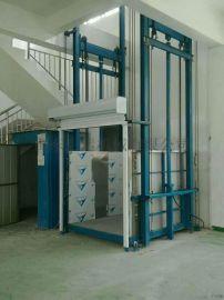 内蒙古 呼和浩特 包头市 启运QYDG1-15货运电梯,液压货梯,导轨式升降平台