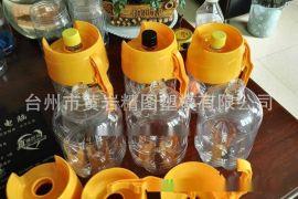 PET啤酒瓶全自动一出二吹瓶机 鲜榨果汁瓶吹塑机