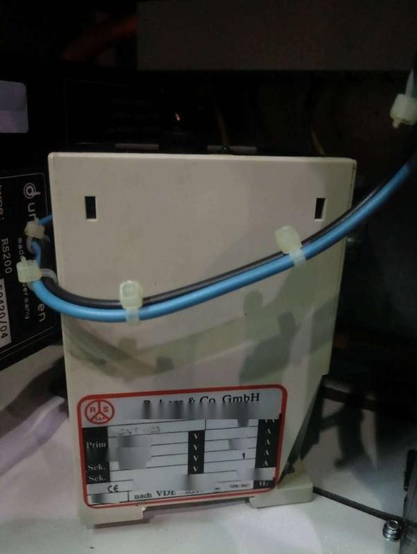 德国Robers & Co GNT1/23 AC230 AC240电源变压器