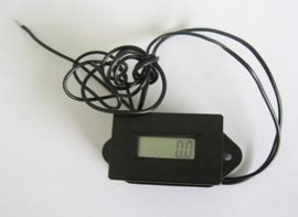 超小型6位LCD数显计时器(UP733)